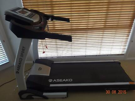 ASEAKO  Sport Treadmill Thornton Maitland Area Preview