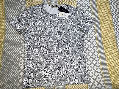 Brand New Men's Versace T-shirt Size XL And L Available Soft Quality Material