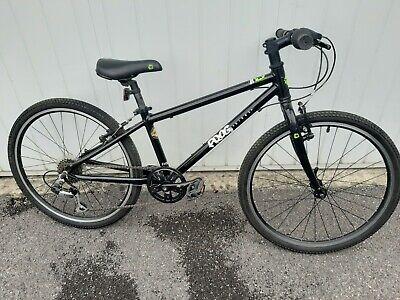 Frog 62 Unisex Kids Bike - Black, In Excellent Condition