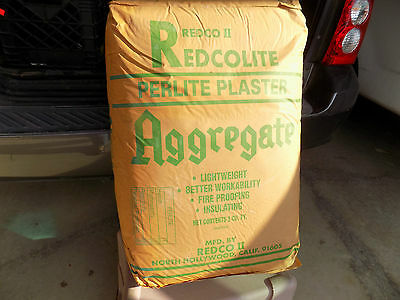 PERLITE Very Fine 3 cu ft 22 lb bag 19 GAL SEED START GARDEN SUPPLY HYDROPONIC