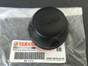 YAMAHA OEM WHEEL HUB CAP CENTER COVER GRIZZLY KODIAK WOLVERINE BIG BEAR BRUIN