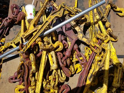 Load binder lever dog 10mm 6000kg
