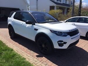2017 Land Rover Discovery Lease Take Over