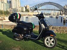 Vespa GTS 250 ie - 2006 Inner Sydney Preview