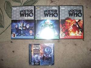 dr who fans dvds books Scoresby Knox Area Preview