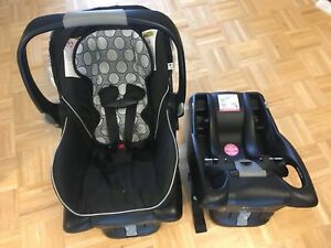 Britax Bsafe car seat