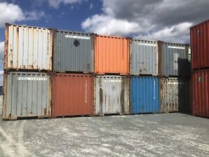 40' . Storage Containers. Shipping Containers