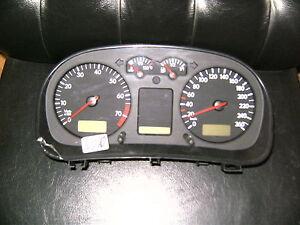 VELOC-METRO-Panel-VW-GOLF-4-1j0919860e-GRUPO-clock-VELOC-METRO-MEDIDOR-DE-MOTOR