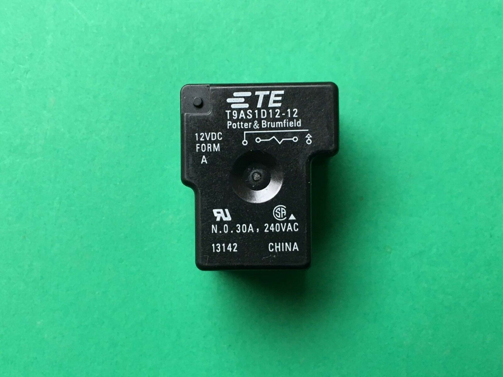 electromagnetic; SPST-NO; Ucoil:12VDC; 45A... V23076-A3001-C132-1pcs Relay