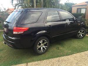 2013 Ford Territory Wagon Dakabin Pine Rivers Area Preview