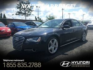 AUDI A8L QUATTRO 4.2L + NIGHT VISION + EXTEDED LEATHER + WOW !