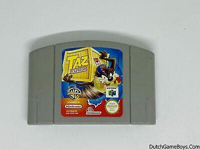 Taz Express - FAH - EUR - Nintendo 64 - N64