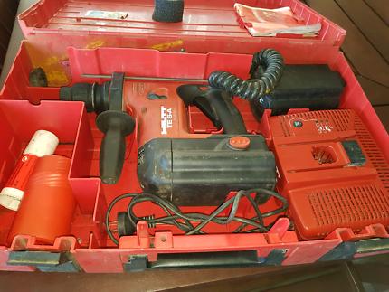 Hilti cordless  drill   T-A   6  -A  36v