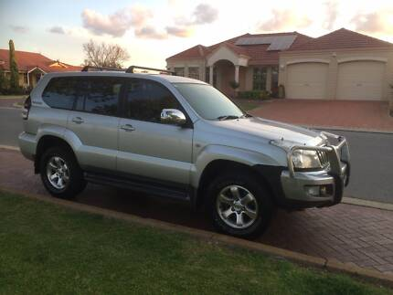 2005 Toyota LandCruiser Wagon Canning Vale Canning Area Preview