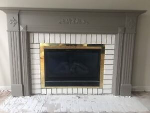 Fireplace mantle for sale