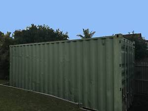 Shipping Container 20ft Tanah Merah Logan Area Preview