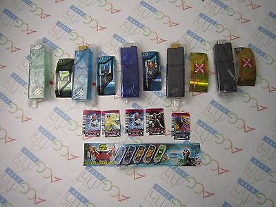 Masked Kamen Rider W Double DX Sound Capsule Gaia Memory Part 3 Full Set Bandai, used for sale  Shipping to United States