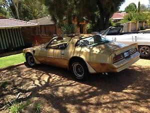 1978 Pontiac Firebird Coupe Forrestfield Kalamunda Area Preview