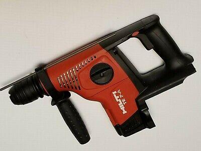 Hilti Te 7-a 36v Cordless Rotary Hammer Drilltool Only.