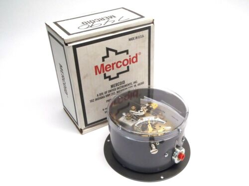 Mercoid DPS-233-3-64 Differential Pressure Switch