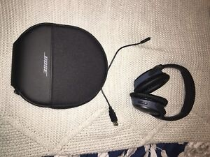 Bose Soundlink II wireless headphones