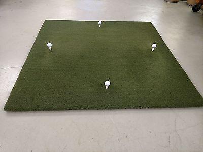 driving hitting quality forb oozes mats world net practice range mat pro golf professional sports