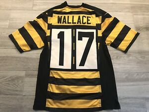Nike Mike Wallace Pittsburgh Steelers Football Jersey