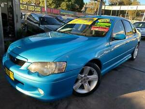 FORD FALCON BA XR6 MKII 2005 LONG FEB/20 REG**FREE 5 YEAR WARRANTY**** Bass Hill Bankstown Area Preview
