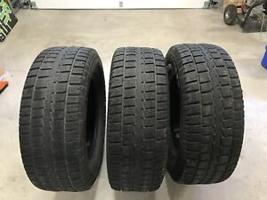 3 Tires for sale 275/65/R18