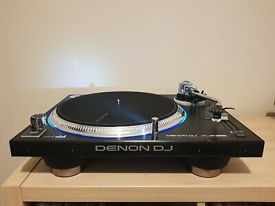 Denon VL12 Prime Professional Direct Drive DJ Turntable ( Only A few months Old)