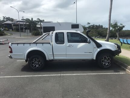 04 space cab Holden rodeo Lt