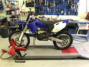 Wrecking WR/YZ 250f 2002 Carlisle Victoria Park Area Preview