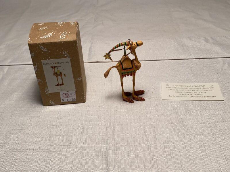 Patience Brewster Harold The Camel Ornament