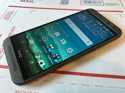 HTC One M9 - 32GB - Gunmetal Gray (Sprint) Smartphone - Clean IMEI - Works