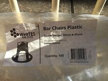 Bar chairs plastic Kingswood Penrith Area Preview