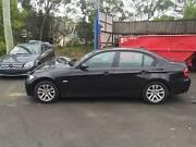 BMW 3-Series Sedan bmw 320i e90 black BMW 320I E90 BLACK 4 PARTS Northmead Parramatta Area Preview