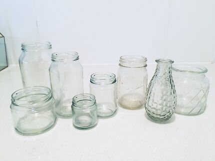 Candle Jarsvases For Hire Miscellaneous Goods Gumtree