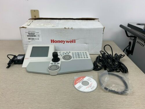 NEW Honeywell Ultrakey HEGSA002 Camera Keyboard Controller with Power Supply