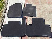 Genuine Toyota Avensis floor mats - full set Rooty Hill Blacktown Area Preview