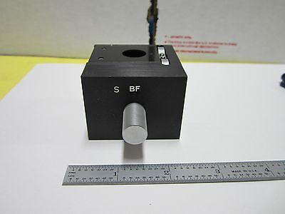 Optical Microscope Polyvar Leica Reichert S Bf Cube Nomarski Optics Bn52-07