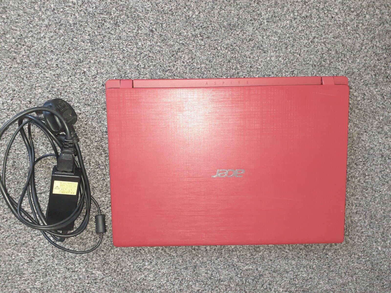 Laptop Windows - acer windows 10 s laptop. Processor N3350, HD Graphics,4 GB DDR3L Memory, red .