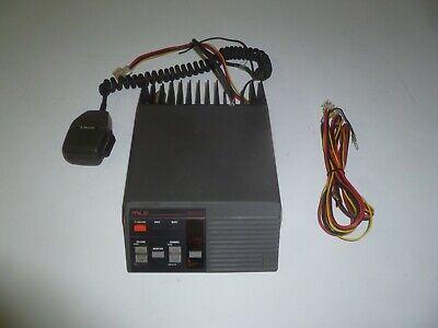 Ge Ericsson Mlsl261 42-50 Mhz Low Band Two Way Radio W Mic Power Cord Yb458
