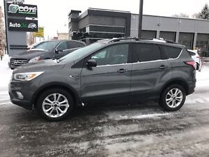 2017 Ford Escape SE/ecoboost/4wd/camera