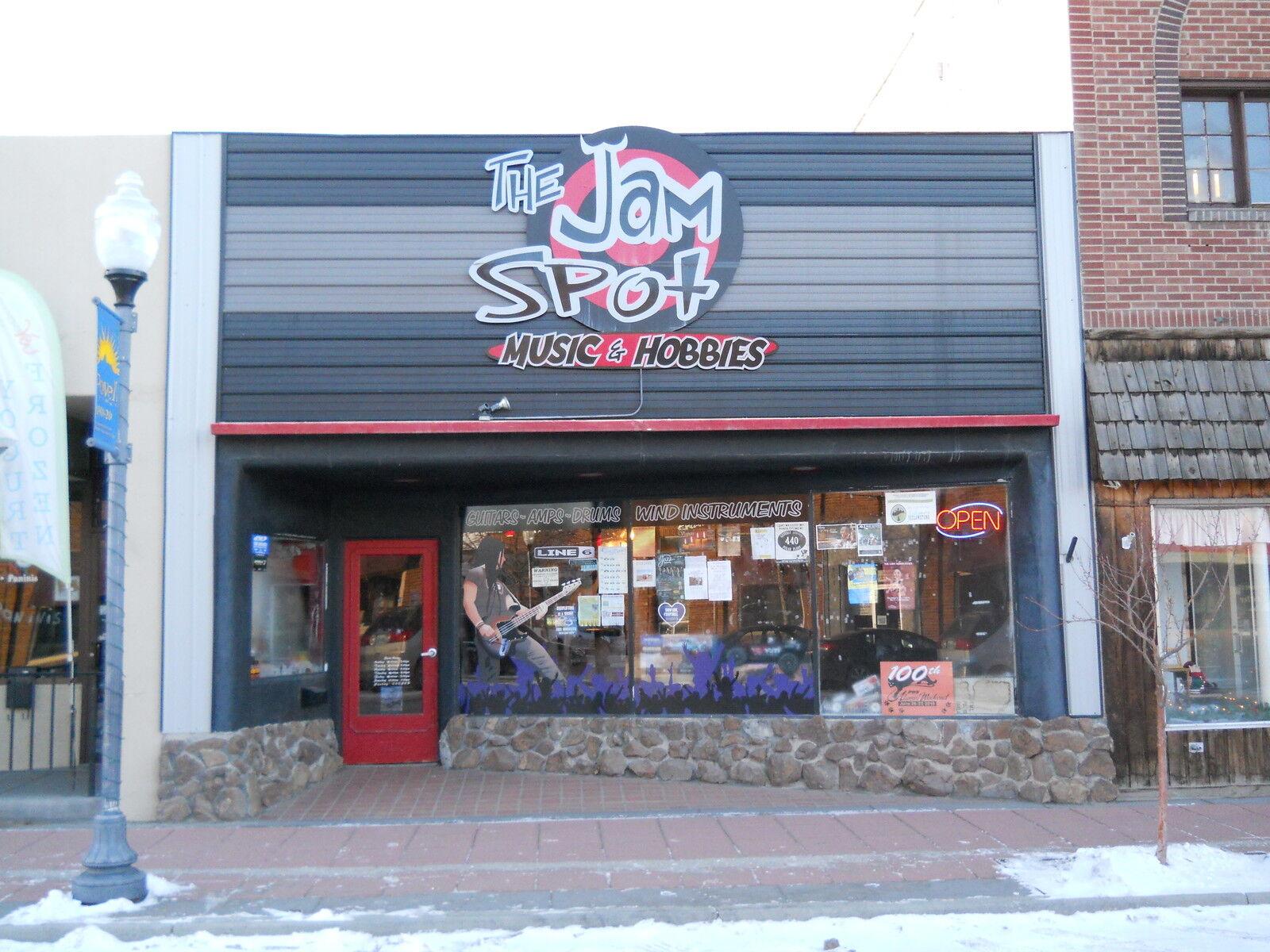The Jam Spot Music & Hobbies