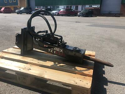 Terex TXH250S Mini Digger Hammer
