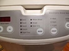 Breville Bread Bakers Oven 1kg & Fruit Juice machine free Leopold Geelong City Preview
