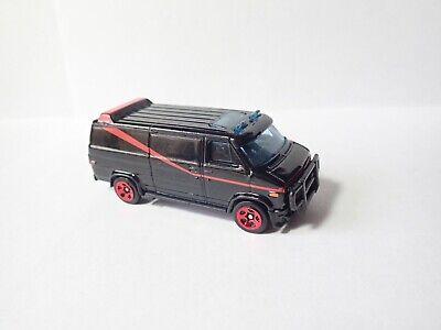 Hot Wheels A-Team '83 '84 GMC Panel Van 1/64