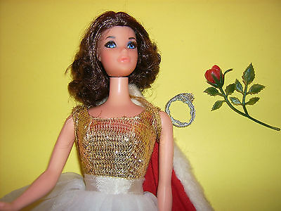 Walk Lively Barbie Miss America Steffie head mold 1972 not quick curl #3200 on Rummage