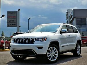 Jeep Grand Cherokee Limited 2017 CUIR/TOIT/HITCH/NAV