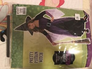 Halloween costume for girls size 12-14